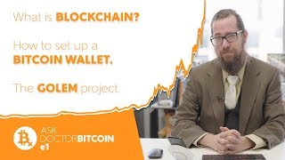 Bitcoin Wallets and the Golem Project. [ADB s1e1]